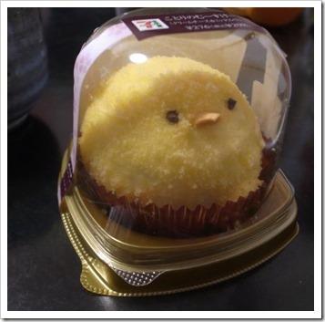 小鳥ケーキ