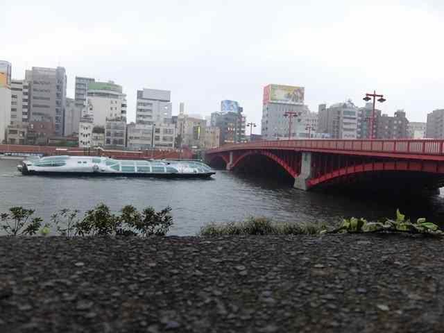 隅田川観光船